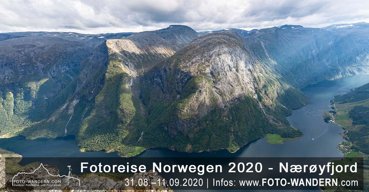 Fotoreise Norwegen 2020 - Nærøyfjord