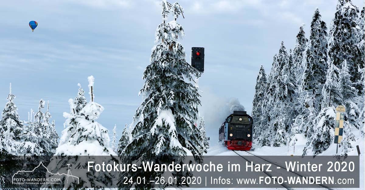 Fotoworkshop-Wochenende-Harz - Winter 2020