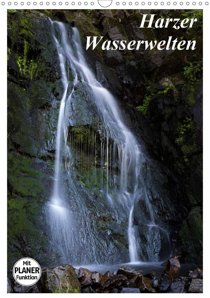 Fotokalender 2020 - Harzer Wasserwelten