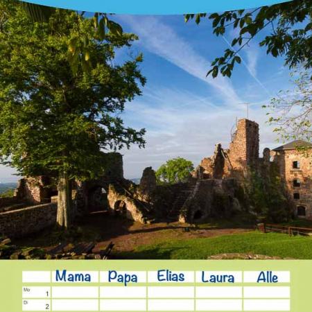 Impressionen aus dem Harz - Familienplaner 2020