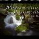 Fotokalender 2020 - Wildromantische Wasserwelten im Harz