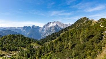 Gipfel-Panorama - Fotoreise Berchtesgadener Land