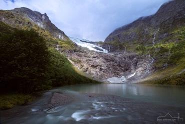 Bøyabreen, Norwegen