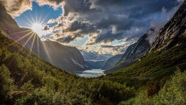 Kjøsnesfjorden, Fotoreise Norwegen