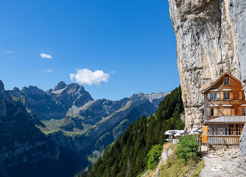 Fotoreise Alpstein