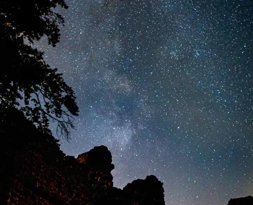 Fotokurs Blaue Stunde und Nachtfotografie im Naturpark Südharz