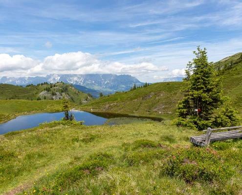 Paarsee - Fotoreise Hohe Tauern