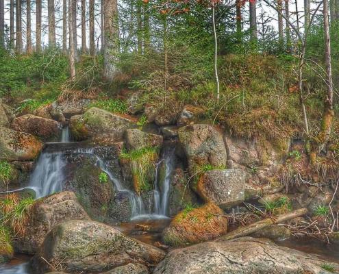 Fotokurs Langzeitbelichtung im Harz © Anja N.