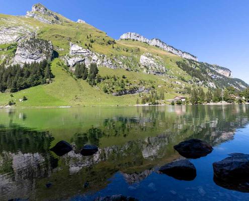 Fotoreise Schweiz - Appenzellerland - Seealpsee