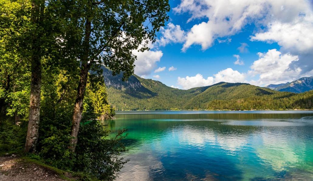 Fotokurs-Wanderwoche in der Zugspitzregion