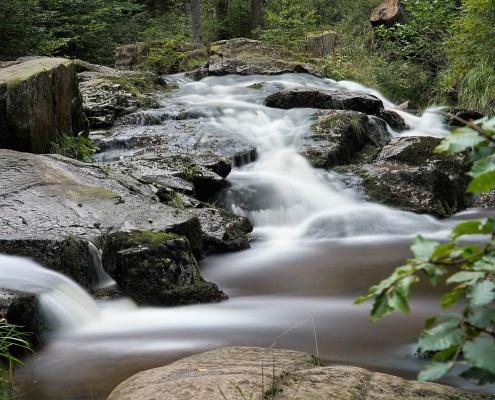 Fotokurs Langzeitbelichtung im Harz © Ines C.