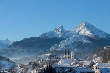 Fotokurs-Winter-Wanderwoche im Berchtesgadener Land © Pixabay